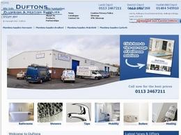 https://www.duftons.co.uk/ website