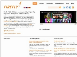 https://fireflycomms.com website