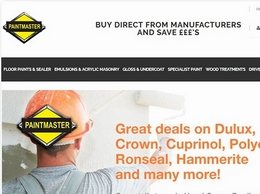 https://www.paintmaster.co.uk/ website
