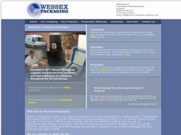 https://www.wessex-packaging-salisbury.co.uk website