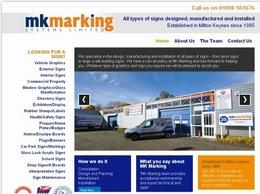https://www.mkmarking.co.uk/ website