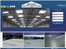 https://www.brackleyindustrialmaintenance.co.uk/ website