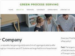 https://www.greenprocessserving.co.uk/ website