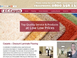 https://jccarpets.co.uk/ website