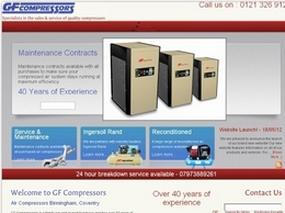 http://www.gfcompressors.co.uk website