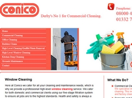 https://www.conicocleaning.co.uk/ website