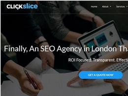 https://www.clickslice.co.uk/ website