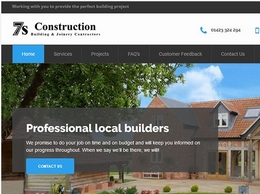 https://www.7sconstruction.co.uk/ website