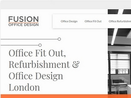 https://www.fusionofficedesign.co.uk/ website
