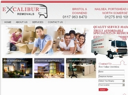 https://www.excaliburremovals.co.uk/ website