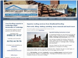 https://www.weatherallroofing.co.uk/ website
