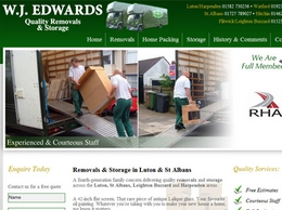 http://www.wjedwards.co.uk/ website