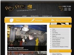 http://buzy-beez.co.uk/ website
