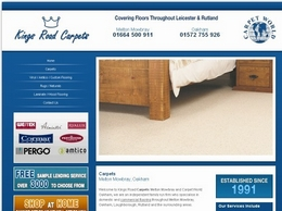 https://www.carpetworldoakham.co.uk/ website