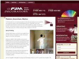 http://www.pjmdecorators.com/painters.php website