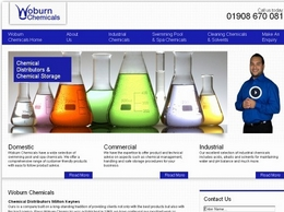 https://www.woburnchemicals.co.uk/ website