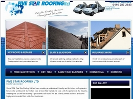 https://www.five-star-roofing.co.uk/ website