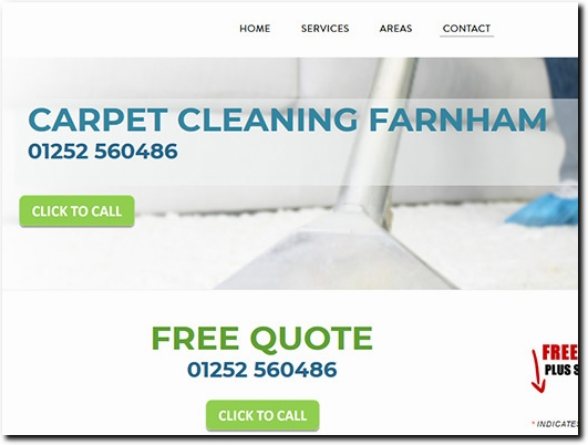 https://www.carpetcleaninginfarnham.co.uk/ website