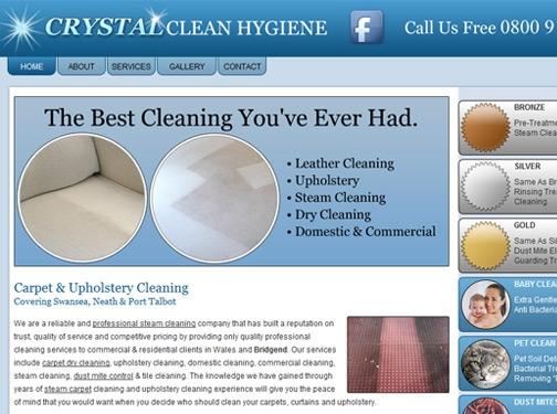 http://www.crystalcleanhygiene.co.uk/ website