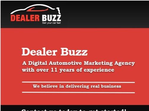 https://dealerbuzz.co.uk website