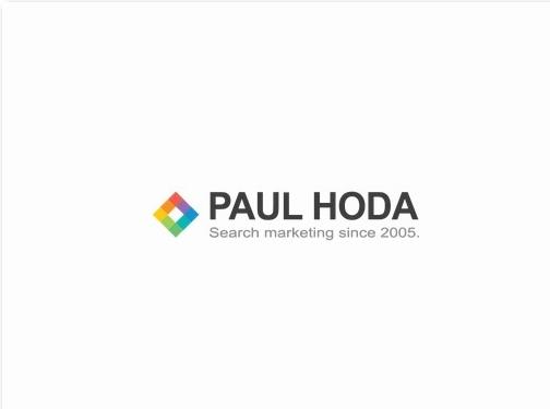 https://www.paulhoda.co.uk website