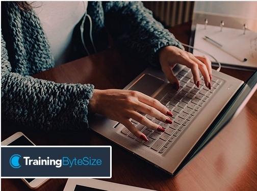 https://www.trainingbytesize.com/ website