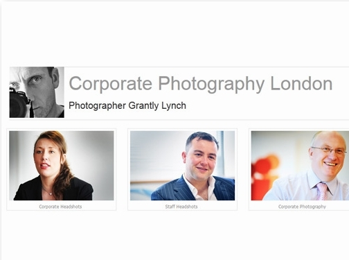 https://www.corporatephotographylondon.com website