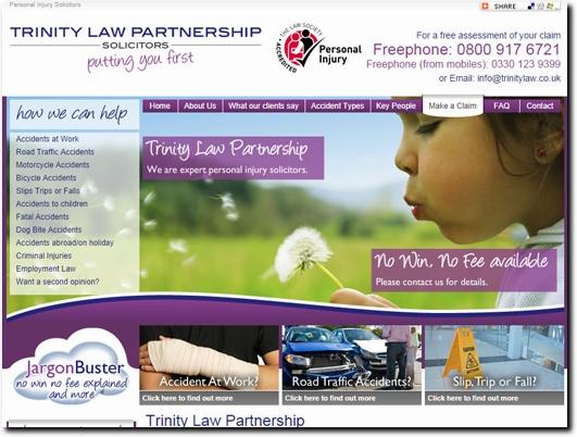 http://www.trinitylaw.co.uk website