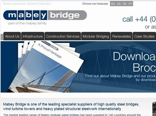 http://www.mabeybridge.com website