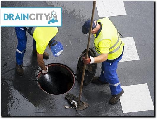 https://www.draincity.co.uk/ website
