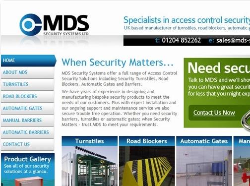 http://www.mds-security.com website