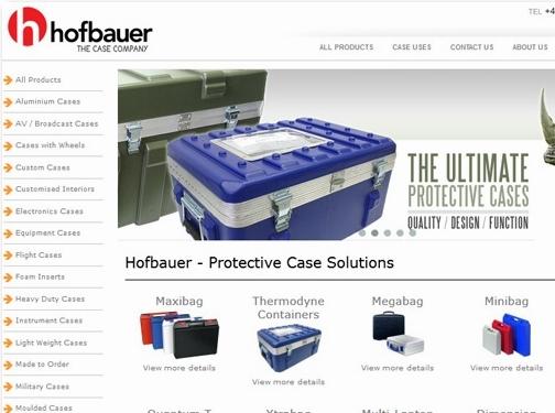 http://www.hofbauer.co.uk website