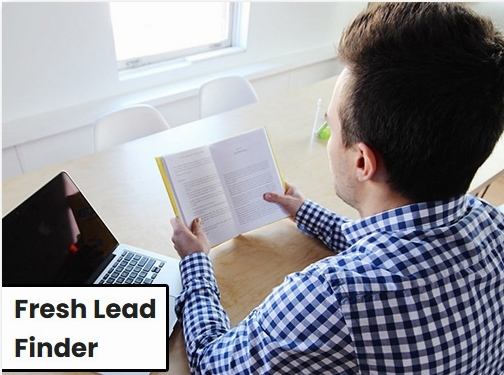 https://freshleadfinder.com/ website