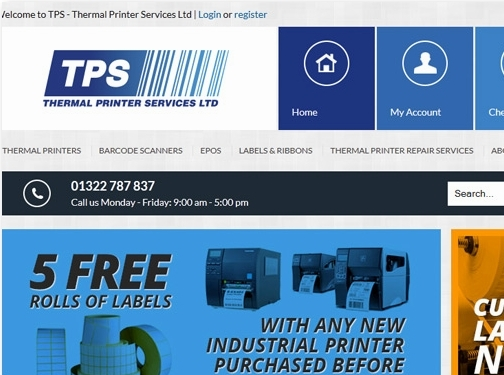http://www.thermalprinterservices.co.uk website
