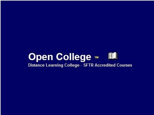 https://www.opencollege.info/ website
