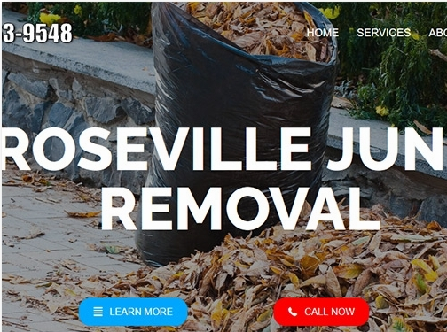 http://www.rosevillejunkremoval.com/ website