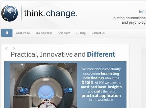 https://www.thinkchangeconsulting.com/ website