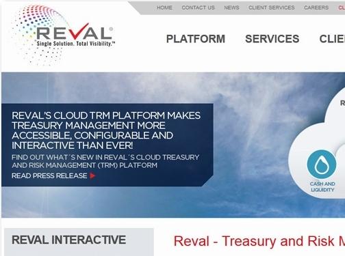 http://www.reval.com website
