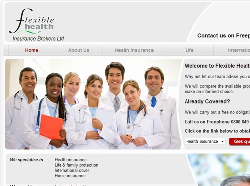 http://www.flexiblehealth.net/ website