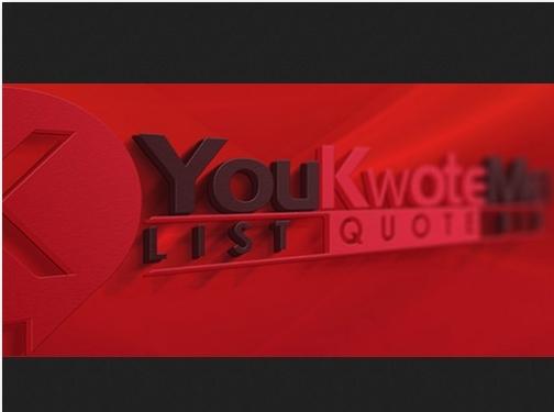http://www.youkwoteme.com website