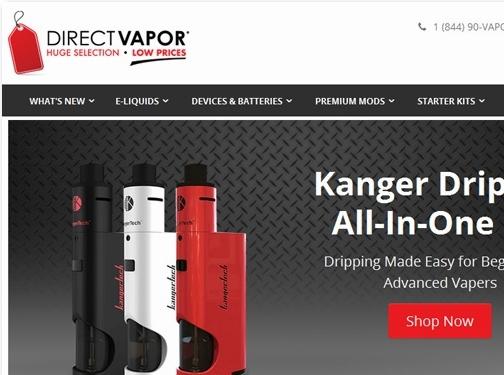 http://www.directvapor.com/wholesale website