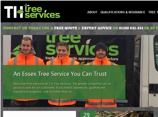 http://www.thtreeservices.co.uk/ website