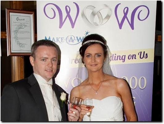 http://www.winourwedding.ie/ website
