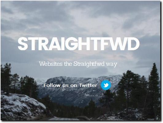https://www.straightfwd.co.uk/ website