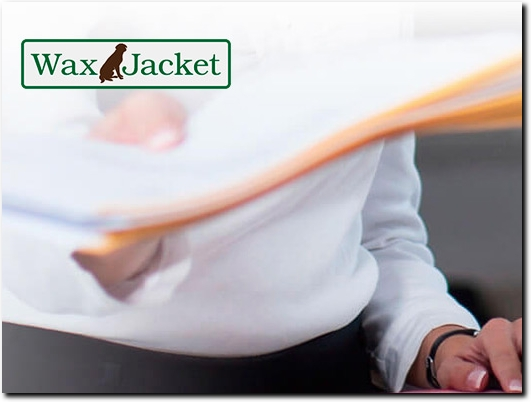 http://www.wax-jacket.co.uk/ website