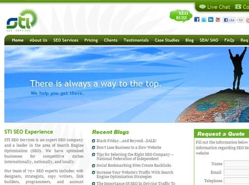 http://www.sti-seoservices.com/ website