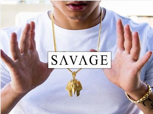 https://www.savageluxury.com/ website
