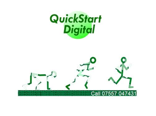 https://www.quickstartdigital.co.uk website