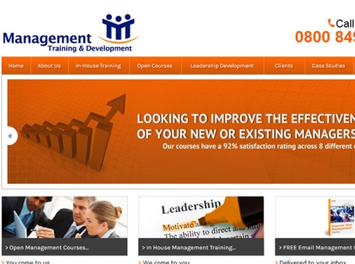 https://www.management-training-development.com/ website