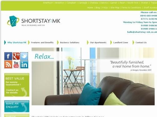 http://www.shortstay-mk.co.uk/ website